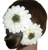Flora Hair Flower 2 x