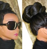 Supersize Twist Braid/ Plait, crimped hair