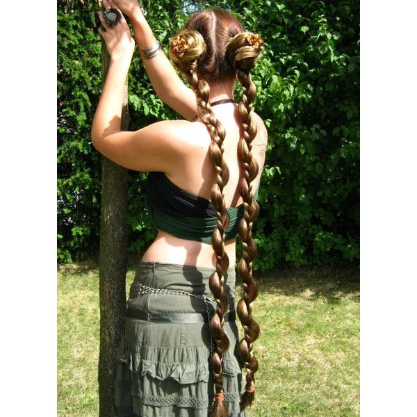2 x Elf Braid Extra