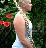 Rapunzel Zopf 90 cm