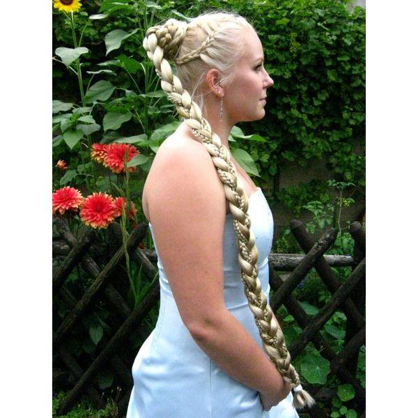 Rapunzel Braid 90 cm