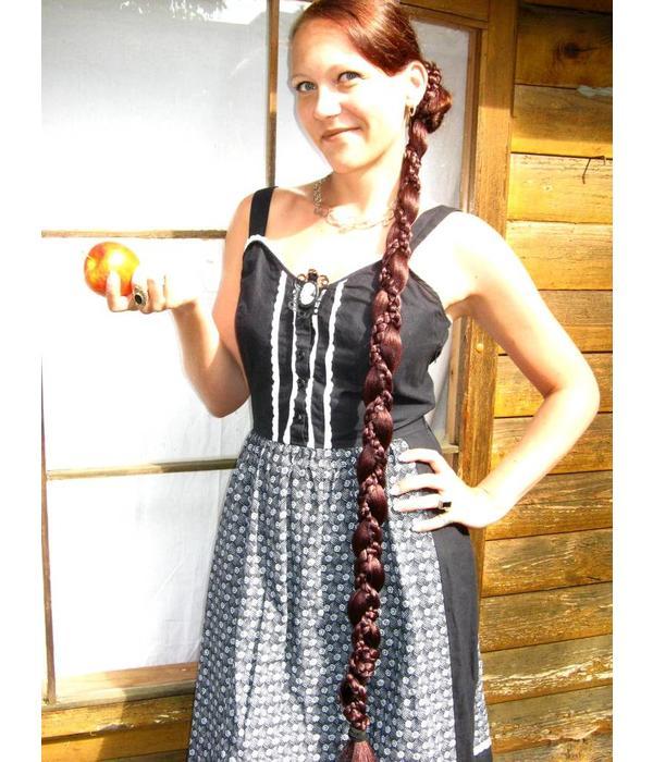 Snow White Braid Extra