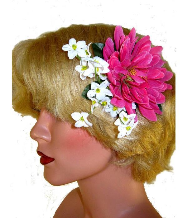 Pinke Fee Haarblüte 2 x