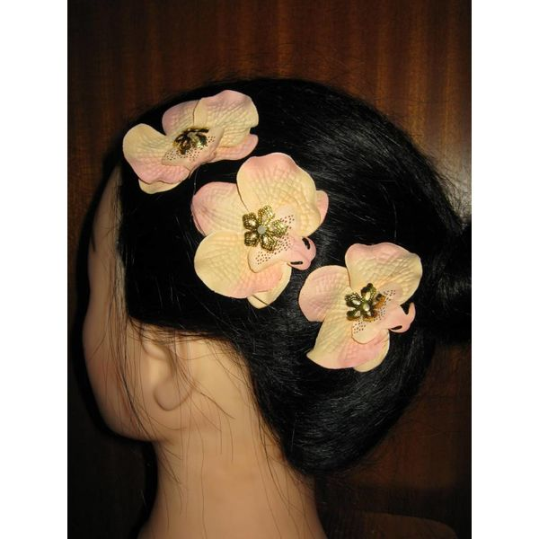 Zarte Shabby Orchideen