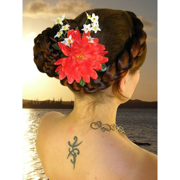 Fee Haarblüte Koralle 2 x
