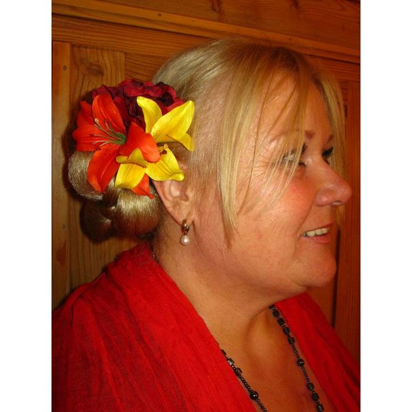 Gipsy Lilien Bouquet 2 x