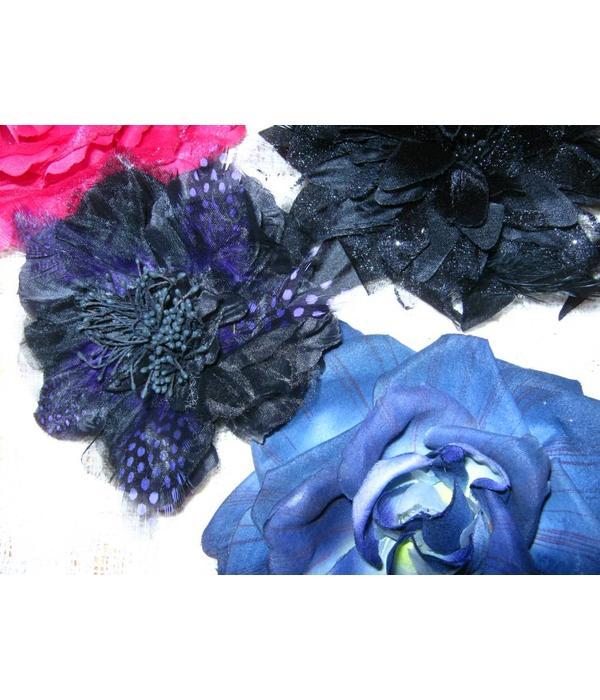 Gothic Paradise Haarblütenset