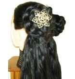 Mechanische Steampunk Haarblüte I