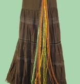 Spirit of Africa hip & hair tassel clip