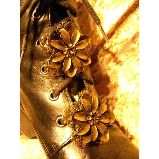 Haarblüte Steampunk Lotus