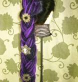 Steampunk Goth Haarblüte