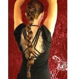 Haarknoten Modell Elfe