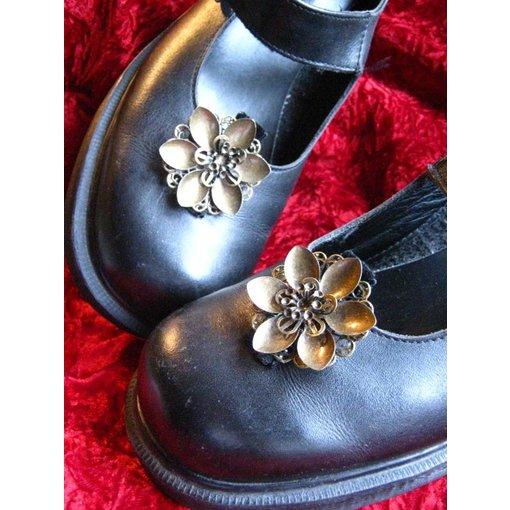 Haarblüte Steampunk Seerose