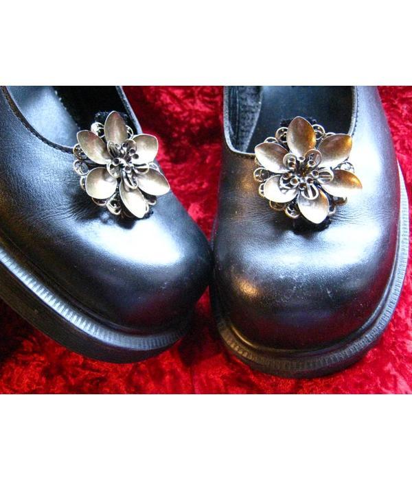 Boho Haarblüte Steampunk Seerose