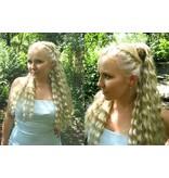 Formal Wedding Bride Hair Bun, Updo