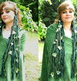 Leaves Decoration for Hip & Hair Tassels