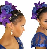 Paradise Lily Hair Flower Set