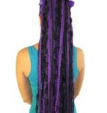 Purple Dream Yarn Hair Fall