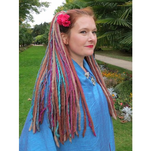 Pink Paradise Dreads