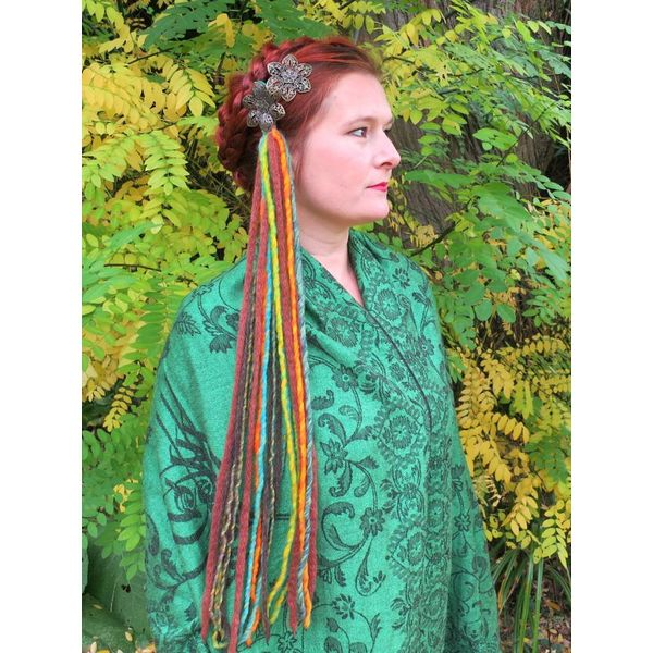Spirit of Africa hip & hair tassel