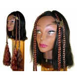 Steampunk Pirate Hair Extensions
