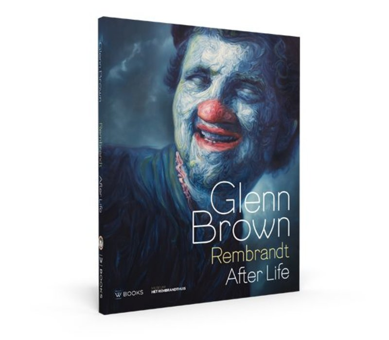 Glenn Brown Rembrandt After Life