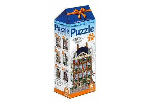 Puzzel Rembrandthuis