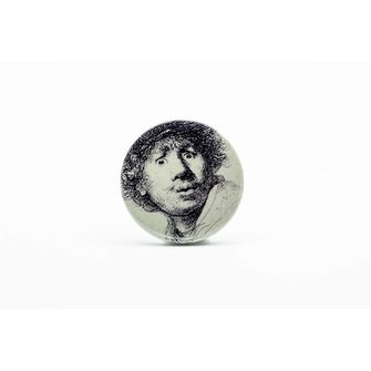 Rembrandt pocket mirror