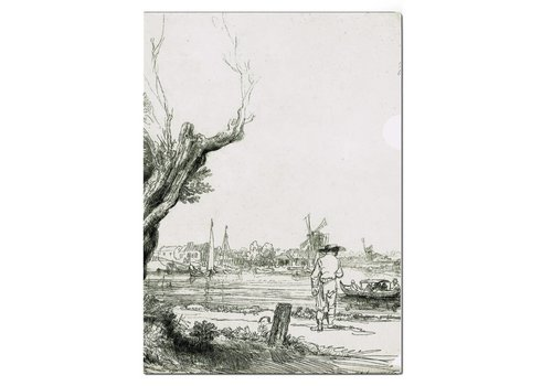 File folder Landscape Rembrandt