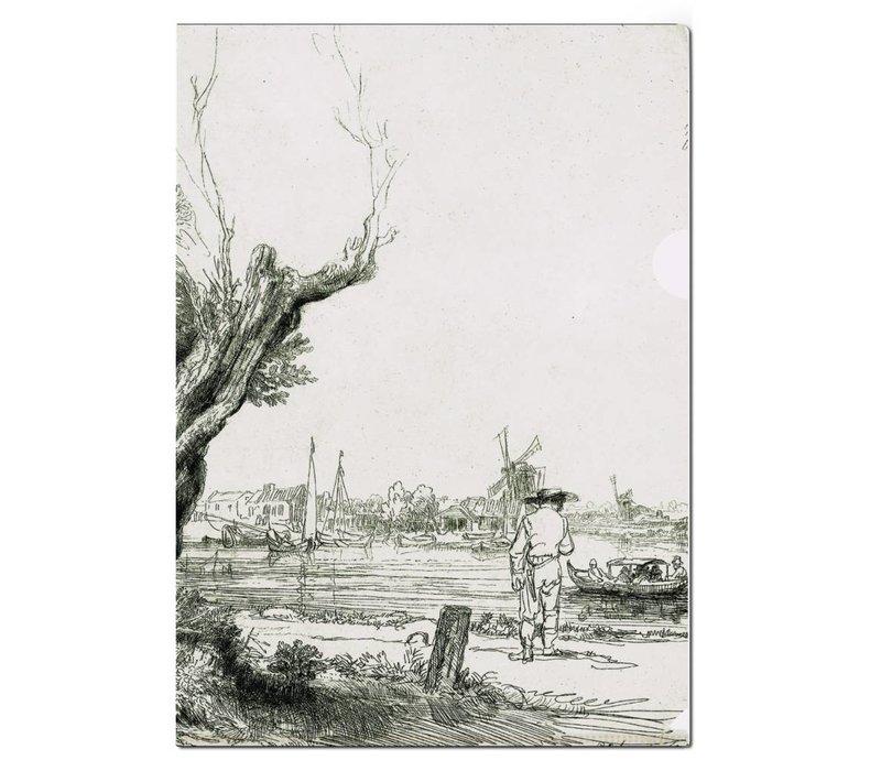 File folder Rembrandt Landscape