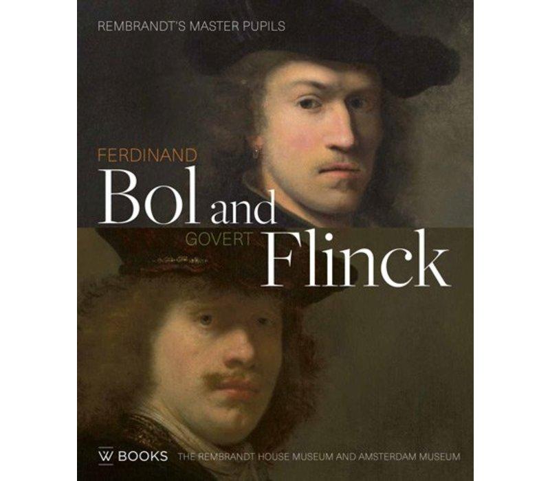 Ferdinand Bol en Govert Flinck, meester en leerlingen