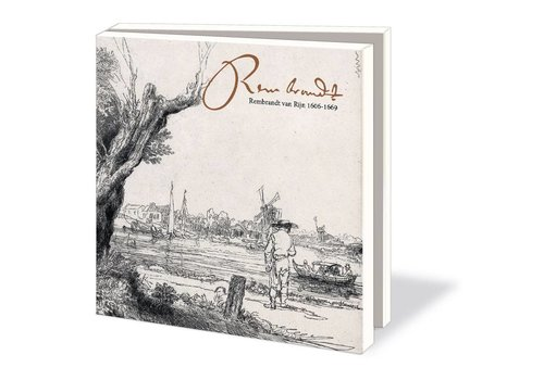 Notecard Wallet Rembrandt