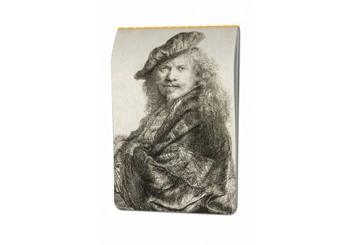 Schetsboek Rembrandt A6