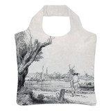 Folding bag Rembrandt