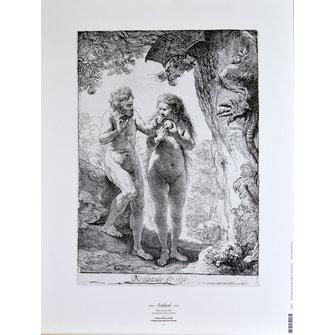 REPRO B28 Adam en Eva