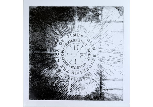 Vinyl EP Colin Benders - In the Nick of Time / Remtopia