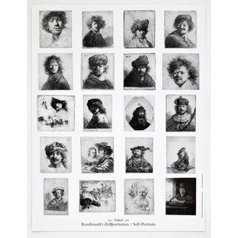 REPRO Self-portraits