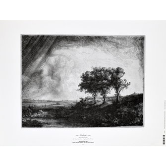 REPRO B212 De drie bomen