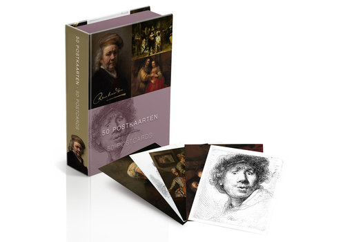 Post Card Box Rembrandt