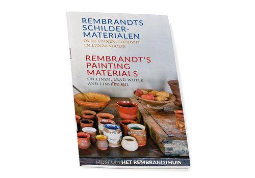 Rembrandts schildersmaterialen