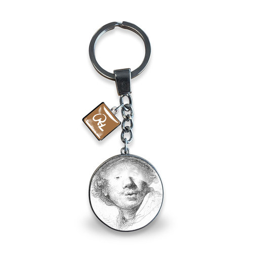 Key Ring Self-portrait B320