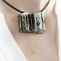 Boek Collier Rembrandt Goud
