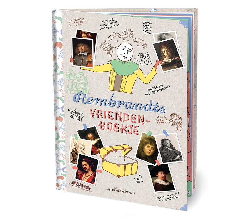 Rembrandt's Friends