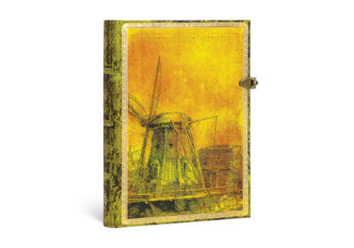 Paperblanks  Notebook De Molen Midi