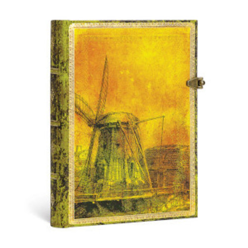 Paperblanks  Notebook The Windmill Midi