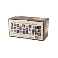 Rembrandt Memory Game