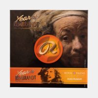 Year of Rembrandt Oil Paint Set