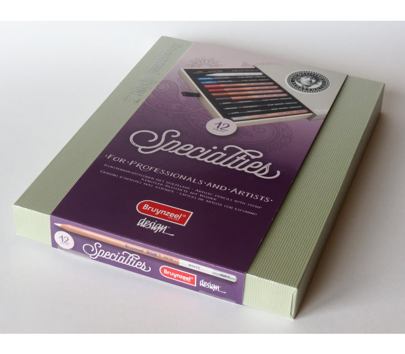 Specialties Drawing Box