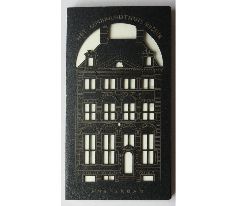 Notitieboekje Rembrandthuis