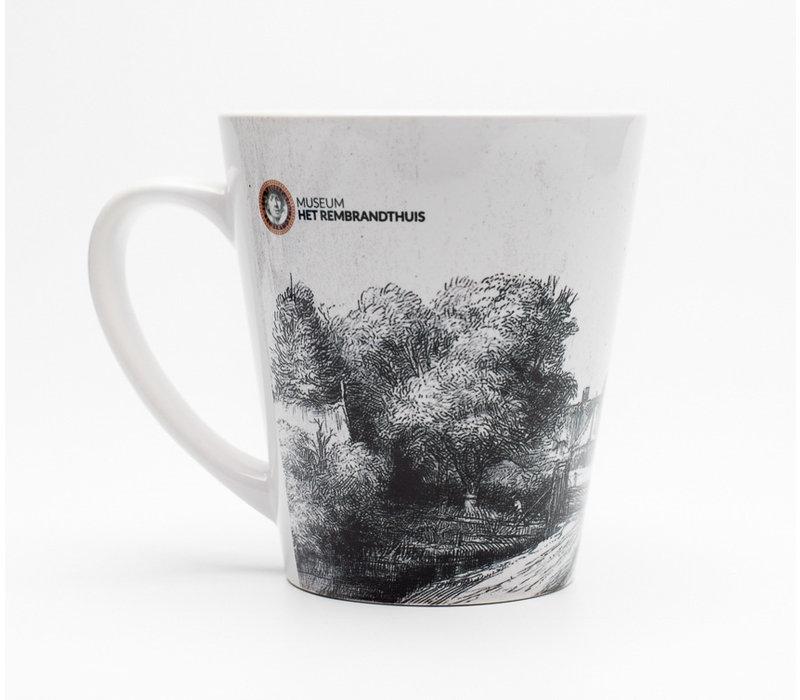 Mug Rembrandt Landscape